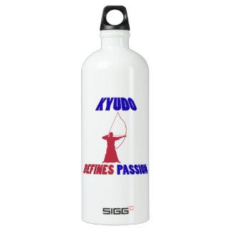 Kyudo design SIGG traveller 1.0L water bottle