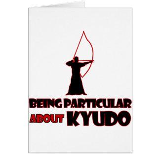 Kyudo Designs Card
