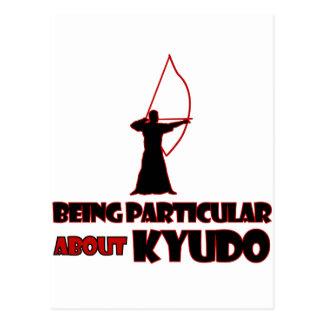 Kyudo Designs Postcard