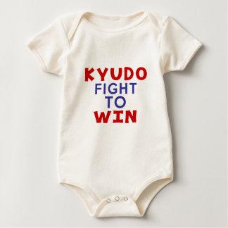 KYUDO FIGHT TO WIN BABY BODYSUIT