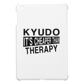 KYUDO IT'S CHEAPER THAN THERAPY CASE FOR THE iPad MINI
