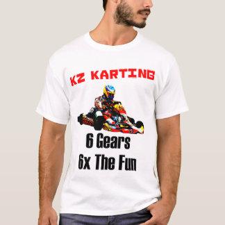 KZ Karting - 6 Gears 6x The Fun T-Shirt