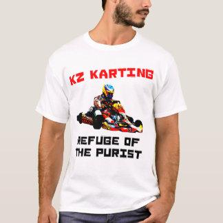 KZ Karting - Refuge of the Purist T-Shirt