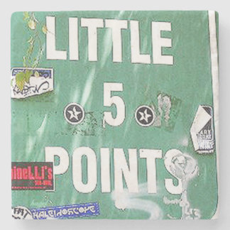 L5P. Little 5 Points, Atlanta, Georgia, Coasters