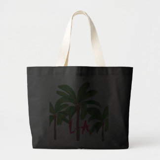 L.A. extra large canvas tote Bag