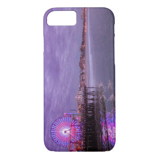 L.A. Santa Monica Pier Apple iPhone 7 Case
