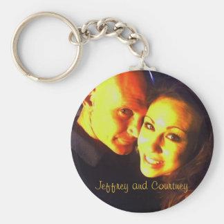 l_c8af9115c1beb45fca935572d2da8a94, Jeffrey and... Key Ring