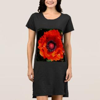 """L """" glare of the poppy dress"""