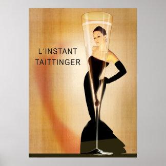 L Instant Taittinger Remix Posters