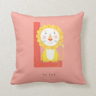 L is for... cushion