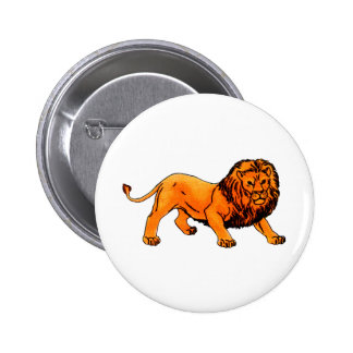 'L' is for Lion Pins