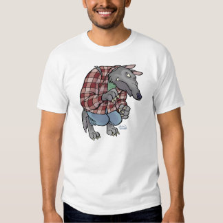 l is for lycanthrope shirts