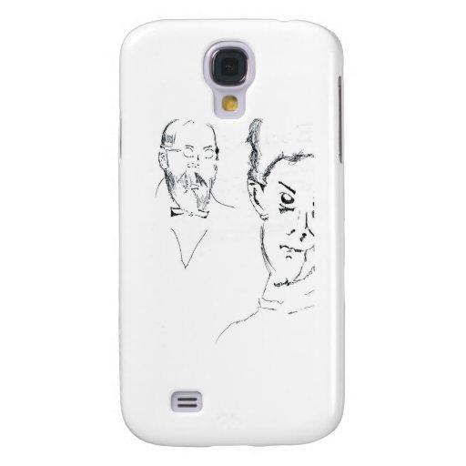 L Obachevsky Reimann Samsung Galaxy S4 Cases
