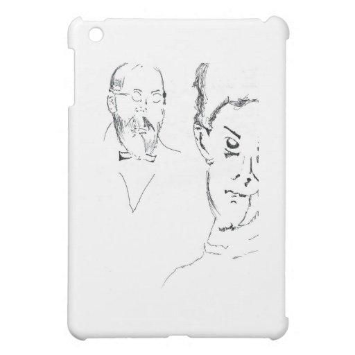 L Obachevsky Reimann iPad Mini Cover