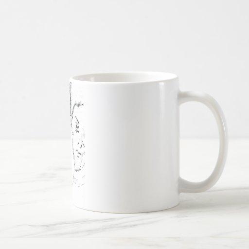 L Obachevsky Reimann Coffee Mugs