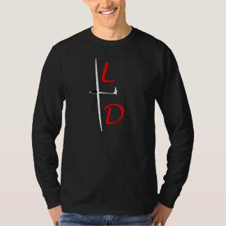 L over D DARK Soaring Shirt