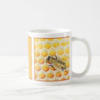 La abeja, taza de café coffee mugs