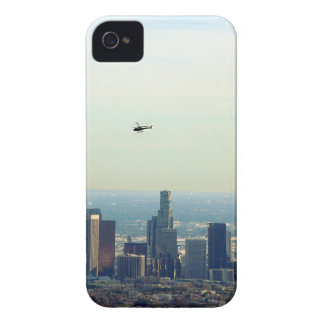 LA and helo iPhone 4 Cover