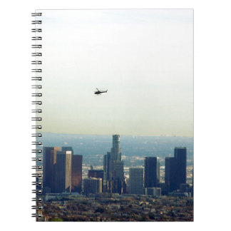 LA and helo Notebook