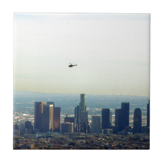 LA and helo Tile