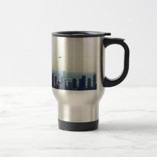 LA and helo Travel Mug
