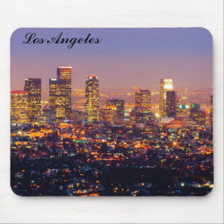 LA at  Night Mousepad