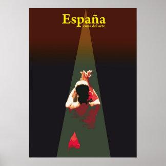 La Bailaora Poster