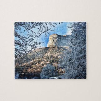 La Balme de Thuy, Haute-Savoie Jigsaw Puzzle