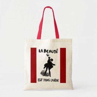 ''La Beaute est dans la Rue'' Tote Bag