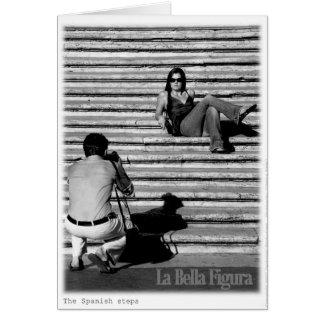 La Bella Figura - Card 3