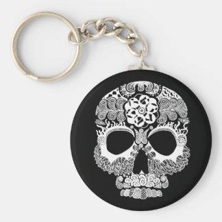 La Bella Muerte Dark Keychain