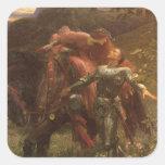 La Belle Dame sans Merci, Dicksee, Victorian Art