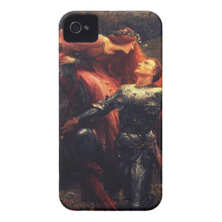 La Belle Dame Sans Merci [Sir Frank Dicksee] iPhone 4 Case-Mate Case