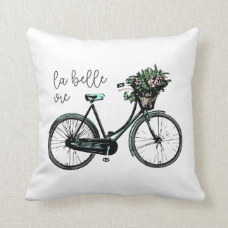 La Belle Vie Pillow