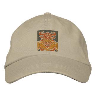 La bête embroidered hat