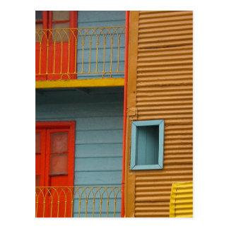 La Boca, Buenos Aires Aires - 2 Postcard