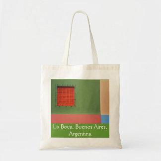 La Boca Buenos Aires Argentina Tote Bag
