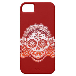 La Catrina Skull iPhone 5 Case