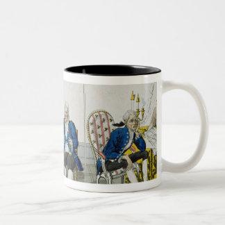 La Chambre Divisee en Trois Partis Coffee Mug