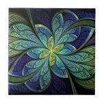 La Chanteuse IV Ceramic Tile