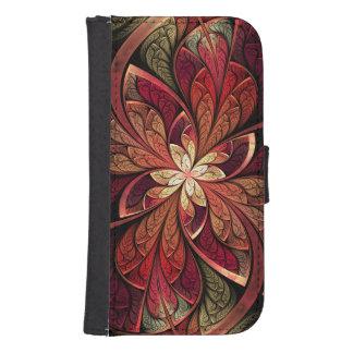 La Chanteuse Rouge Galaxy S4 Wallet Case