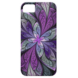 La Chanteuse Violett iPhone 5 Case