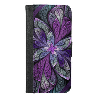 La Chanteuse Violett iPhone 6/6s Plus Wallet Case