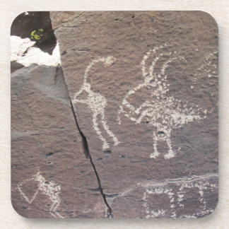 La Cieneguilla Petroglyph Site Coaster