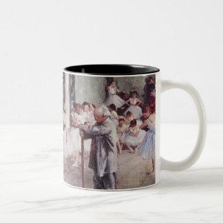 La classe de danse (The Dancing class) Mug