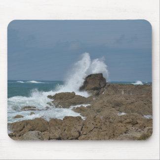 La Corbiere Ocean Waves Mousepad