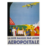 La Cote Basque Par Avion