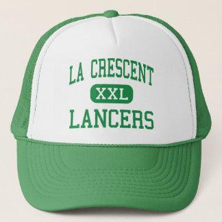 La Crescent - Lancers - High - La Crescent Trucker Hat
