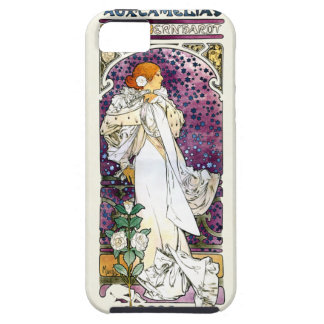 la dame aux camélias by Alfons Mucha 1896 Case For The iPhone 5