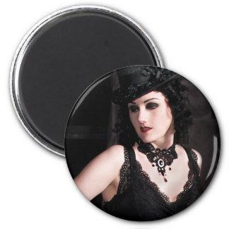 La Dame Noire - Magnet